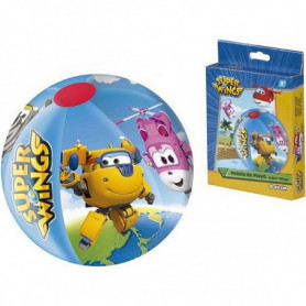 Balle Gonflable Super Wings (40 cm)