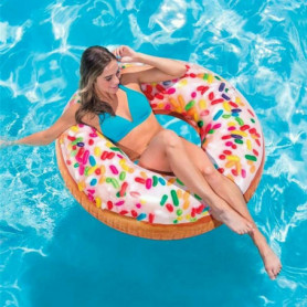 Flotteur Intex Donuts (114 Cm)
