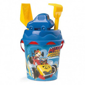 Set de jouets de plage Mickey Roadster