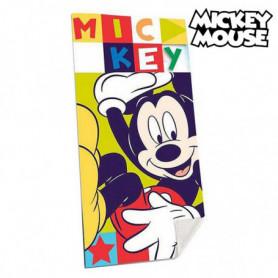 Serviette de plage Mickey Mouse (70 x 140 cm)