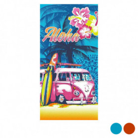 Serviette de plage Aloha Surf (75 x 150 cm)