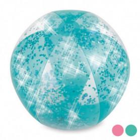 Ballon gonflable avec paillettes (Ø 36 cm)