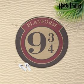 Serviette de plage Harry Potter