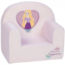 DISNEY Fauteuil droit déhoussable Princesse Raiponce