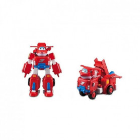 SUPER WINGS Jett's Super Robot 34 cm + 1 Transformer