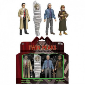 4 Figurines Funko Action Figure Twin Peaks