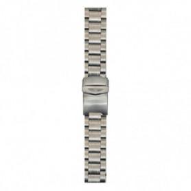 Bracelet à montre Bobroff BFS005 Argent