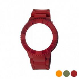 Montre mixte à carcasse interchangeable Watx & Colors COWA17 (46 mm)