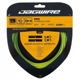 JAGWIRE Kit de frein Hydraulic Hose - Vert