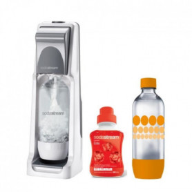 SODASTREAM Pack : Machine a gazéifier Cool Titan