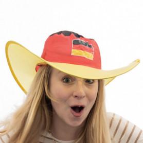 Chapeau Pliable Drapeau de l'Allemagne