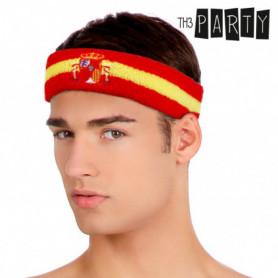 Bandeau pour les Cheveux Drapeau Espagnol Th3 Party