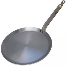 DE BUYER Poele à crepe Mineral B Element - 26 cm