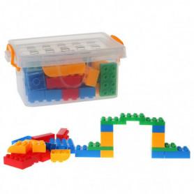 Jeu de construction avec blocs 117653