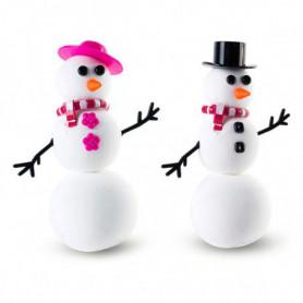Ensemble pour activités manuelles Mr And Mrs Snow Bizak 115734