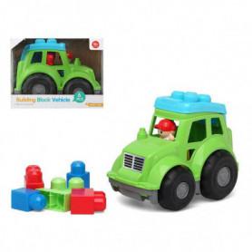 Camion avec blocs de construction 114584 (6 pcs)