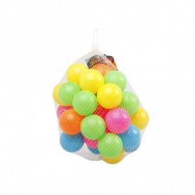 Balles Colorées pour Parc pour Enfant 115685 (25 uds)