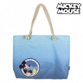 Sac de plage Mickey Mouse 72926 Blue marine Coton