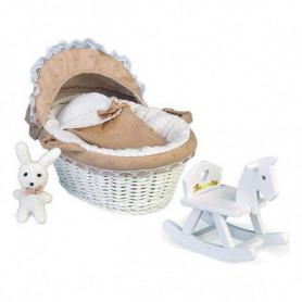 Accessoires pour poupées Barriguitas Barriguitas (3 pcs) Blanc
