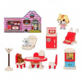 Accessoires pour maisons de poupées Build Your Dining Room