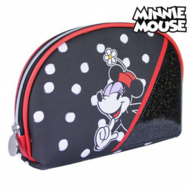 Trousse d'écolier Minnie Mouse Noir
