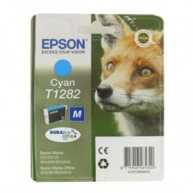 Cartouche d'encre originale Epson C13T128240 Cyan