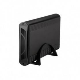 """Boîtier Externe TooQ TQE-3526B HD 3.5"""" SATA III USB 3.0 Noir"""
