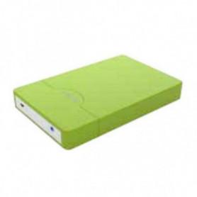 """Boîtier Externe approx! appHDD10GP 2.5"""" USB 3.0 SATA Vert"""