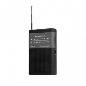 Radio transistor BRIGMTON BT-350-N Noir