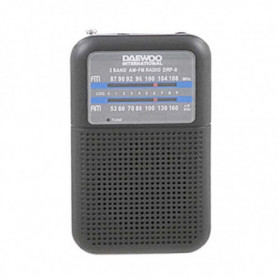 Radio transistor Daewoo DRP-8B Noir