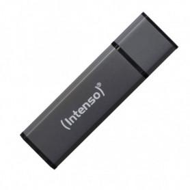 Pendrive INTENSO Alu Line 3521481 USB 2.0 32GB Noir