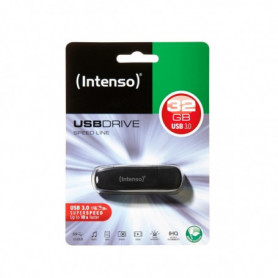 Clé USB INTENSO 3533480 USB 3.0 32 GB Noir