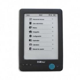 "eBook Billow MRELEE0101 E03T 6"" E-Ink 4 GB Noir"