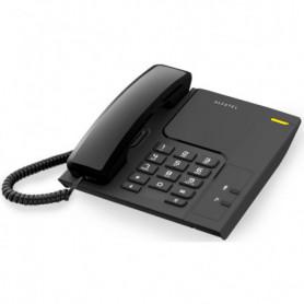 Téléphone fixe Alcatel TEMPORIS T-26 LED Noir