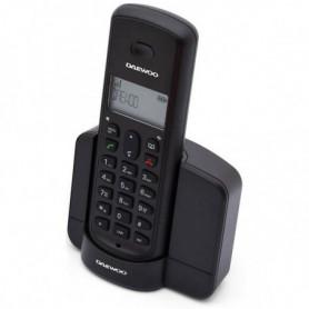 Téléphone Sans Fil Daewoo DTD-1350 DECT Noir
