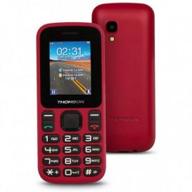 """Téléphone portable pour personnes âgées Thomson TLINK T12 1,77"""" Bluetooth"""