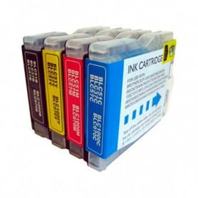 Cartouche d'Encre Compatible Inkoem LC970XL