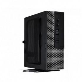 Boîtier Demi Tour Mini ITX CoolBox CAJCOOIT05 Noir