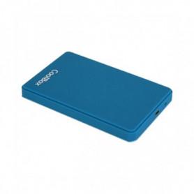 "Boîtier Externe CoolBox COO-SCG2543-6 2,5"" SATA USB 3.0 Bleu"