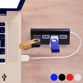 Hub USB 4 Ports 145201