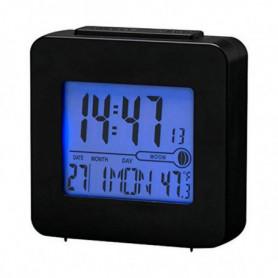 Radio-réveil Denver Electronics REC-34 Noir