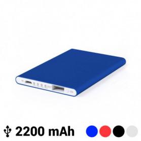 Power Bank Extra Plat avec Micro USB 2200 mAh LED 145538