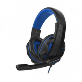 Casques avec Micro Gaming Ardistel BLACKFIRE BFX-15B PS4 Noir Bleu