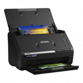 Scanner Double Face Epson FF680W 300 dpi 45 ppm WIFI Noir