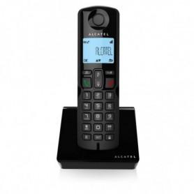 Téléphone Sans Fil Alcatel S250 DECT Noir