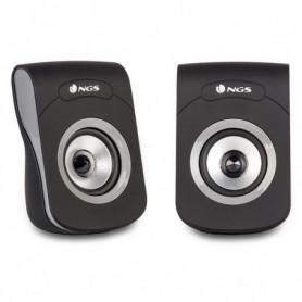 Haut-parleurs multimedia NGS SB250 USB 3W Noir