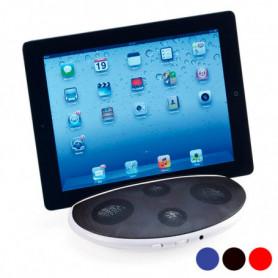 Haut-parleur avec Support pour Téléphone Portable ou Tablette 2W