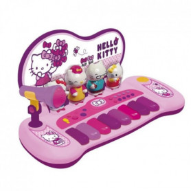 HELLO KITTY Piano avec 8 touches, 8 démos chansons