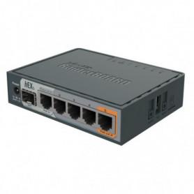 Router Mikrotik RB760iGS 880 MHz RJ45 SFP Gris