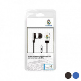 Casque bouton Real Madrid C.F.